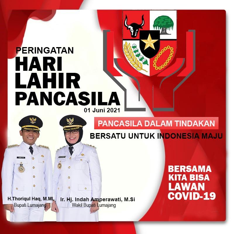 Hari Lahir Pancasila 1 Juni 2021