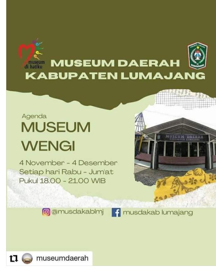 Yuk Ke Museum Daerah